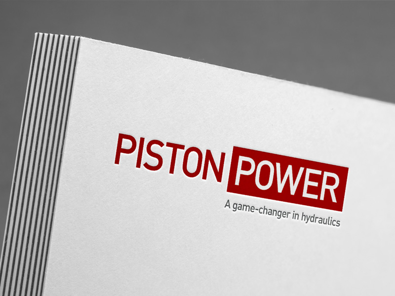 Design af logo for PistonPower